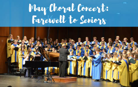 Seniors to be honored at tonight's concert