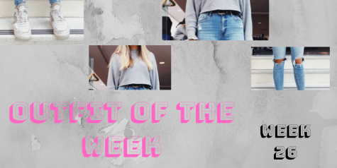 Outfit of the Week featuring Sophie Delhey