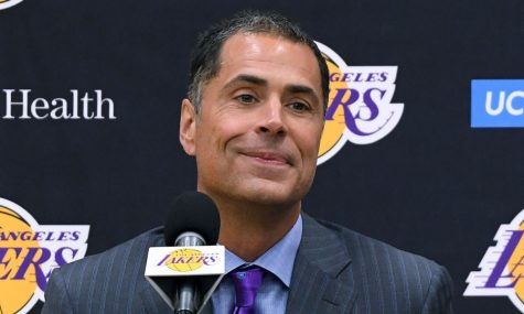 LFHS Alum Rob Pelinka Under the Microscope in LA