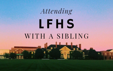 Attending LFHS with a Sibling