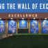 Coming soon: The 'Mural of Excellence'