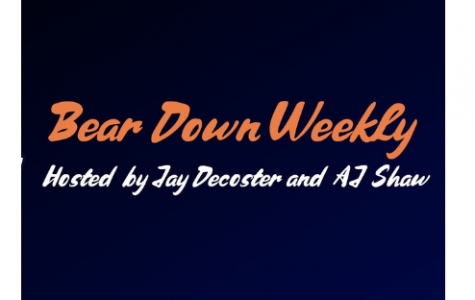 Bear Down Weekly Podcast Season 2 Episode 1