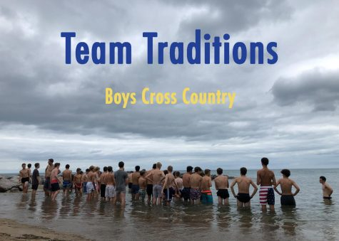 Team Traditions: Boys Cross Country