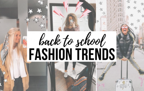 LFHS style trends from the first week of school