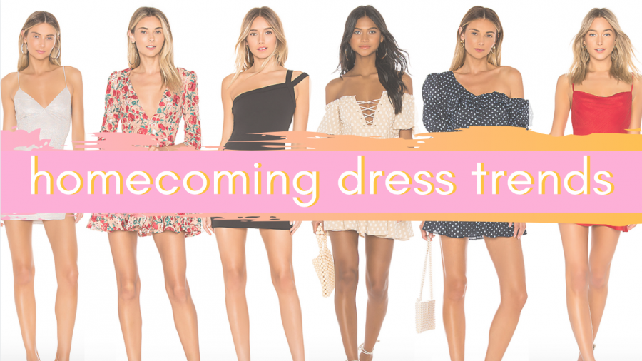 Homecoming dress trend predictions for this year