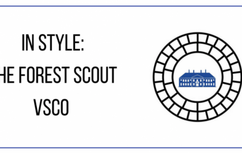 The Forest Scout's New 'VSCO'