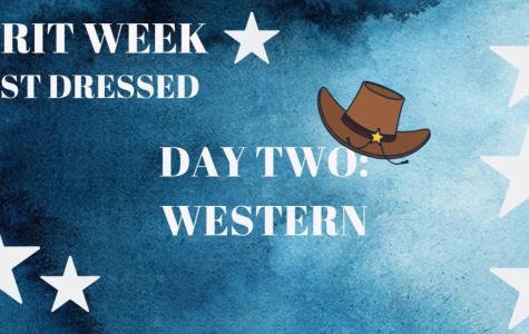 Spirit Week Day 2: Western Day!