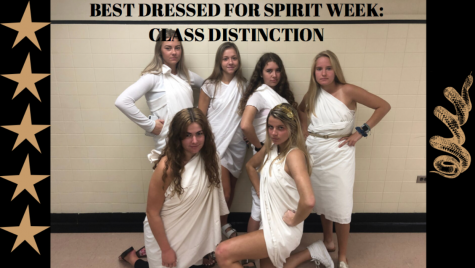 Best Dressed at Homecoming 2019
