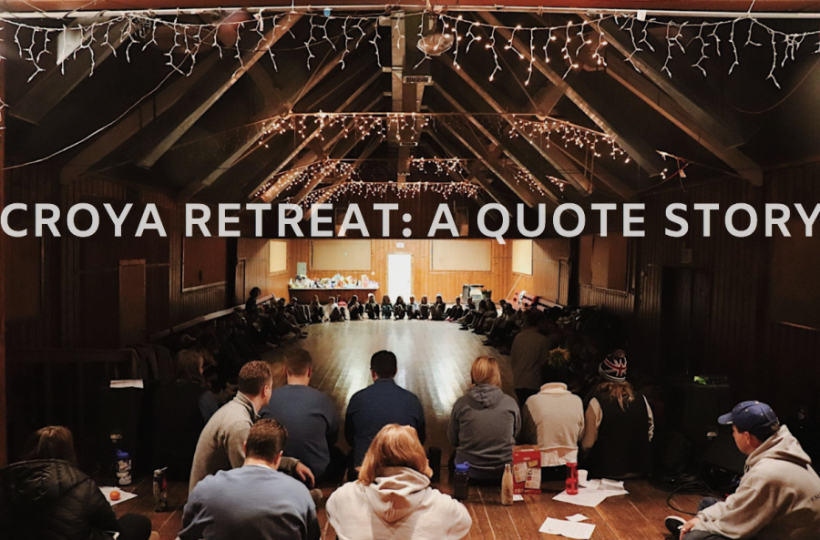 CROYA Retreat: A Quote Story