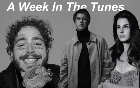 A Week In The Tunes: Week 1