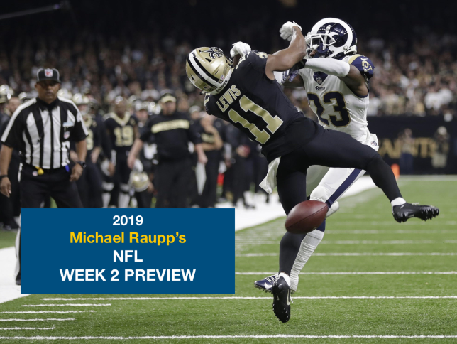 NFL+Week+2+Preview%3A+Will+the+Saints+avenge+themselves+in+an+NFC+Championship+rematch%3F