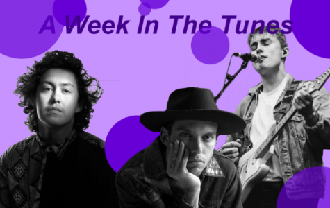 A Week In The Tunes: Week 2