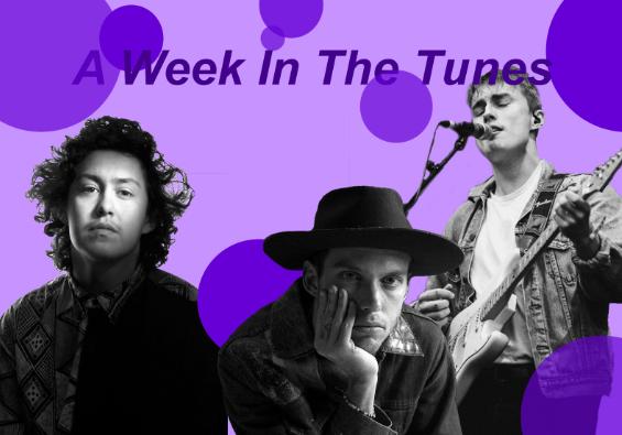 A Week In The Tunes: Week 2