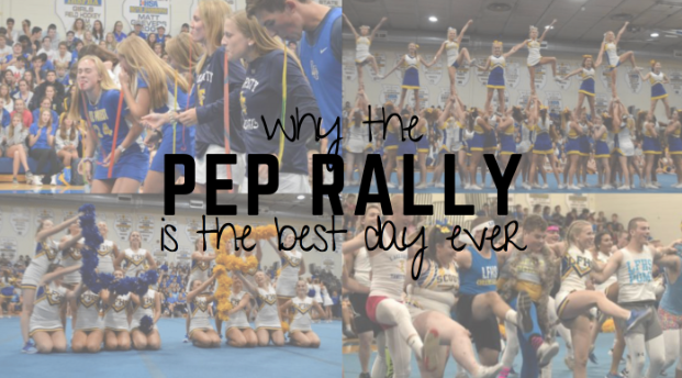 Why you should attend the Pep Rally 2019