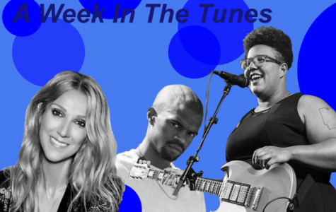 A Week In The Tunes: Week 3