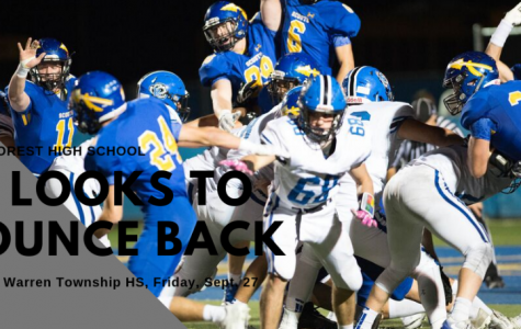 Scouts Look To Move Past Disappointing Homecoming Performance, Upset Warren Blue Devils