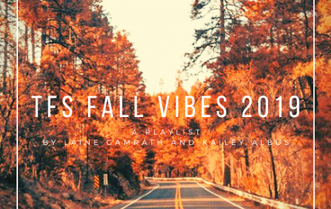 The Forest Scout's Fall 2019 Playlist