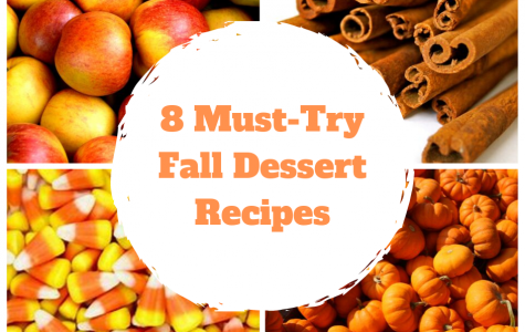 8 Must-Try Fall Dessert Recipes