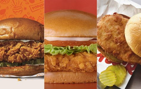 Who has the best chicken sandwich?