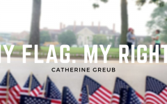 The Flag Is Patriotic, Not Political