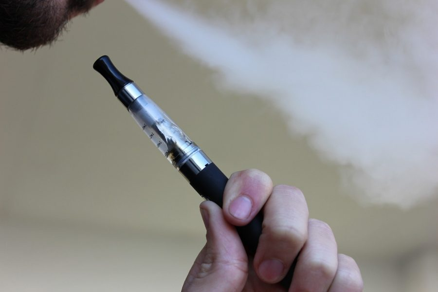 The+Center+for+Disease+Control+is+investigating+what+has+caused+some+vape+users+to+experience+serious+lung+illnesses.