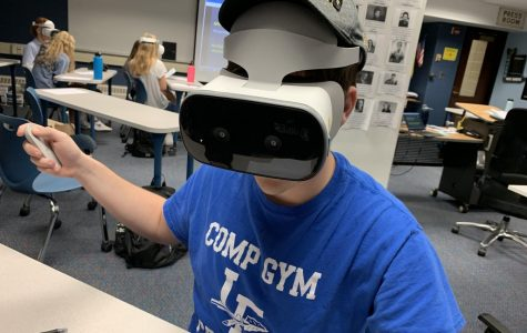 Virtual reality allows students to explore world