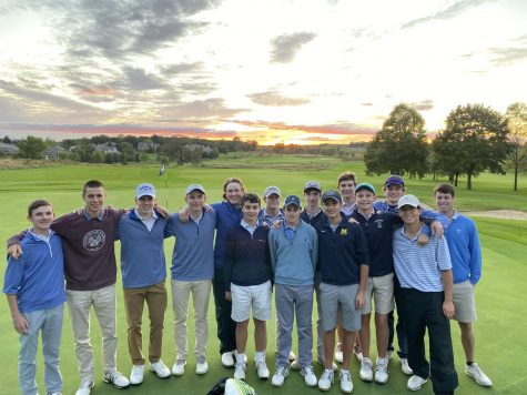 Scouts Golf Finish 3rd in Sectionals, Head To State This Weekend