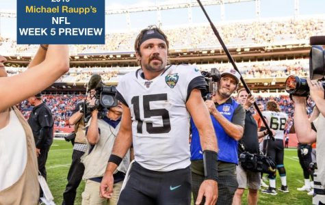 NFL Week 5 Preview: Will Minshew Magic Continue for the Jags?