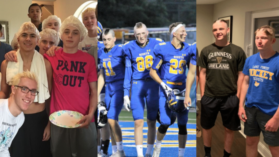 A dive into the haircut traditions of LFHS sports