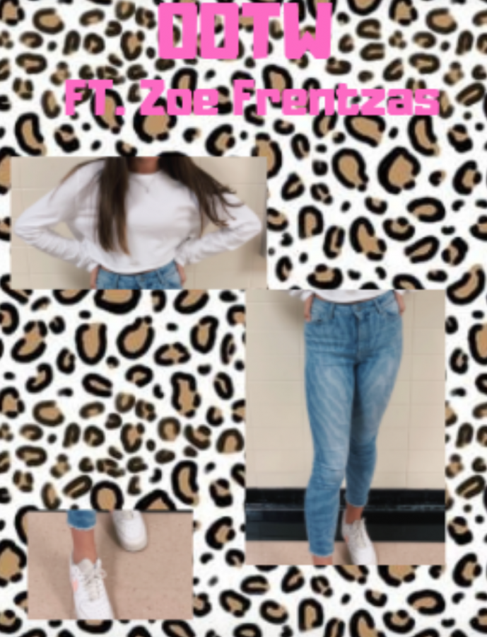 Outfit of the Week featuring Zoe Frentas