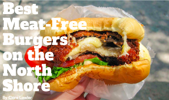 Best Meat-Free Burgers on the North Shore