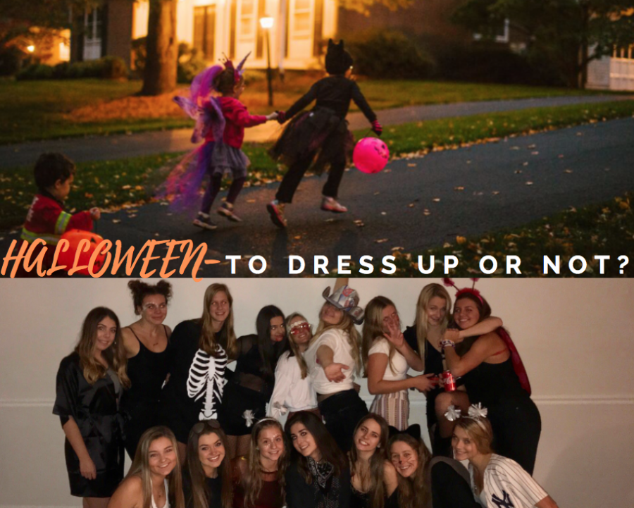 To Dress Up or Not to Dress Up, that is the Question