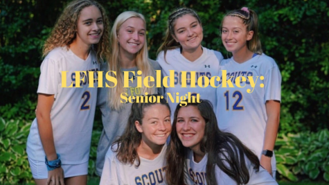 Scouts Field Hockey: Senior Night
