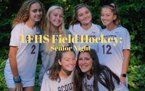 Scouts Field Hockey: Senior Night