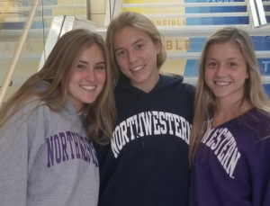 Lifelong friends will play together at Northwestern