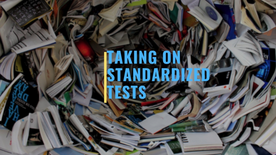 Taking On Standardized Tests
