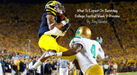 What To Expect On Saturday: CFB Week 2 Preview