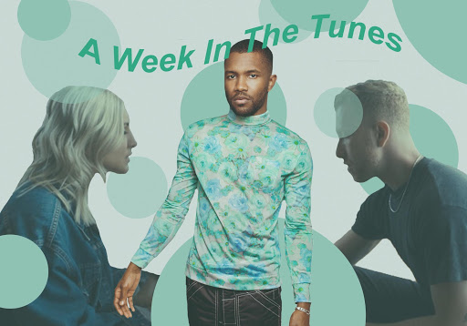 This week in music features Julia Michaels, Frank Ocean, JP Saxe and more.