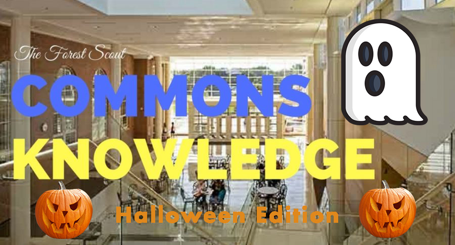 Commons Knowledge: Halloween Edition
