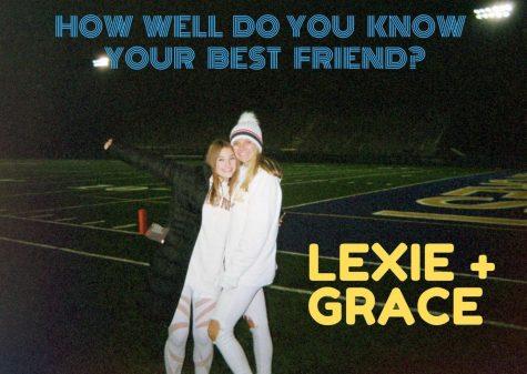 Best Friend Quiz: Lexie Conley and Grace Hardy