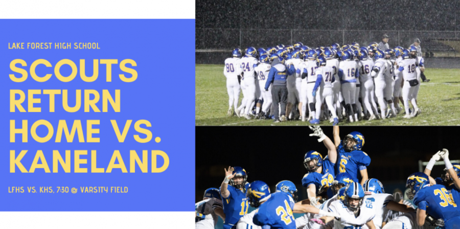 Scouts Return Home in a Crucial Second Round Matchup Against Kaneland