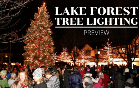 Lake Forest's Annual Tree Lighting Ceremony Preview