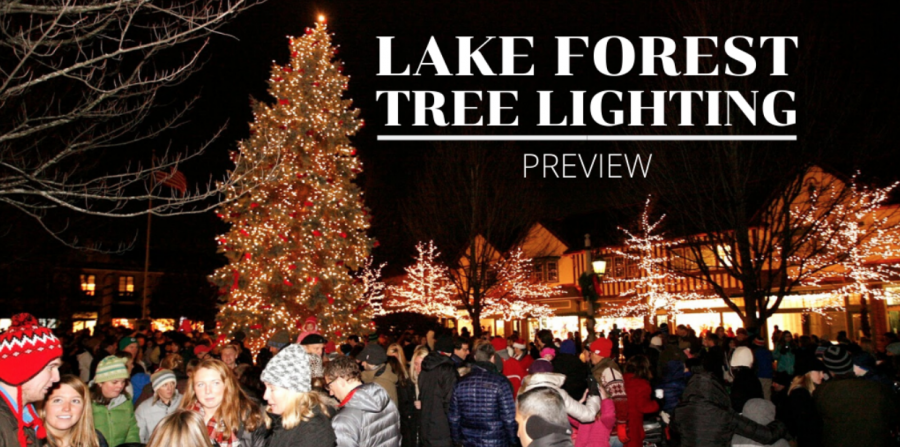 Lake+Forest%E2%80%99s+Annual+Tree+Lighting+Ceremony+Preview