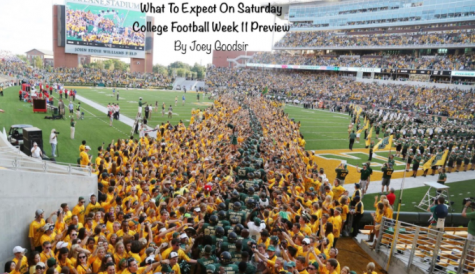 What To Expect On Saturday: CFB Week 6 Preview