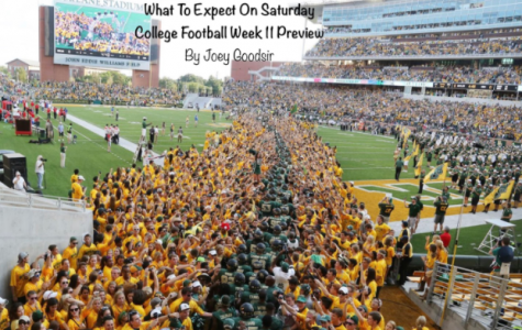 What To Expect On Saturday: CFB Week 12 Preview