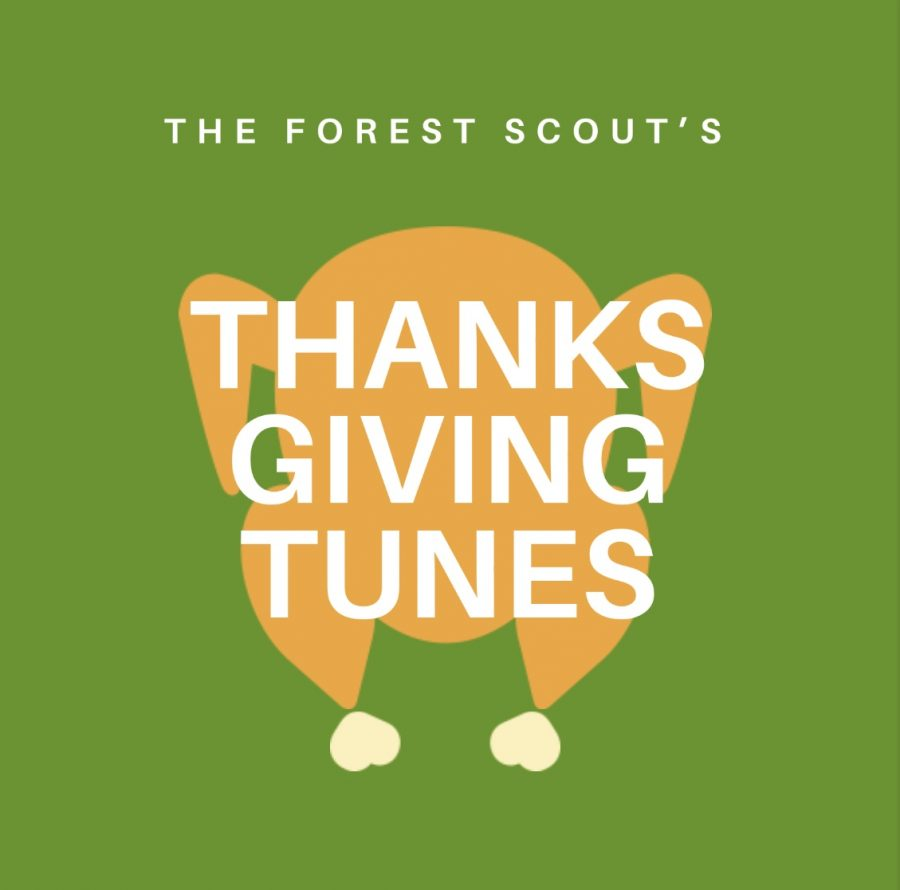 The Forest Scout's Thanksgiving 2019 Playlist