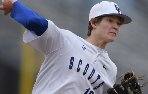 Senior fights back from Tommy John surgery
