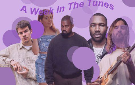 A Week in Tunes: Week 8