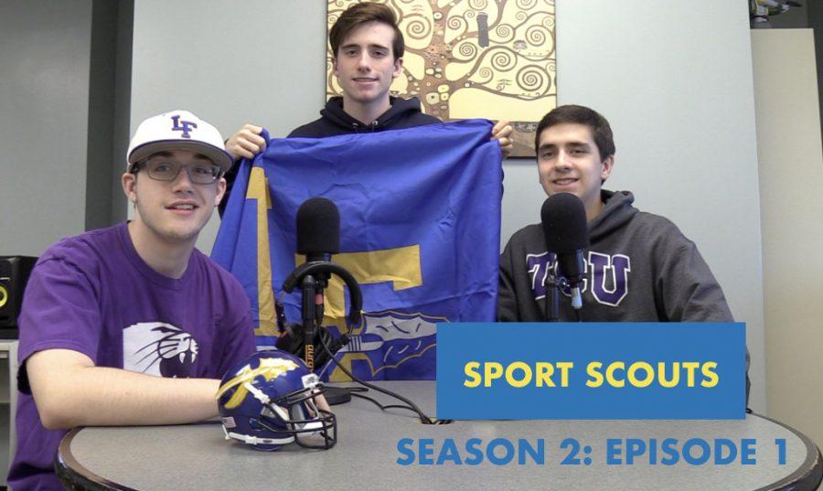 Sport Scouts (The Season 2 Premiere)