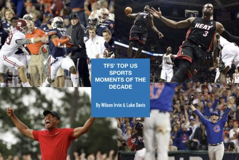 Top 10 U.S. Sports Moments of the Decade